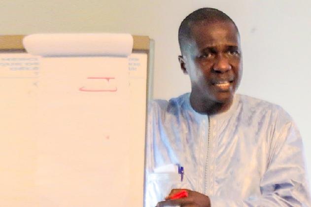 Mamadou NGOM